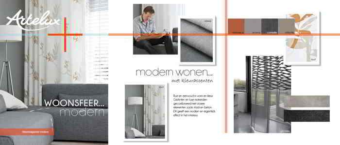 Artelux modern Deventer, Artelux modern Apeldoorn, Artelux modern Twello